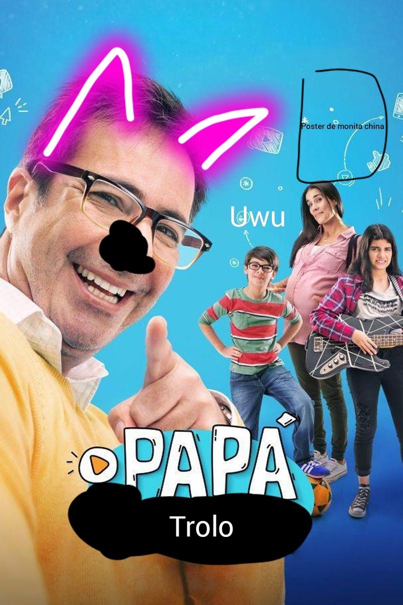 Papá trolo - meme