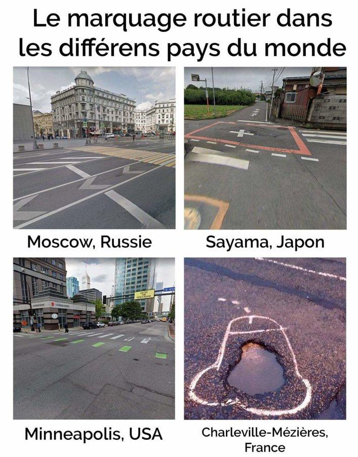 J'aime notre pays - meme