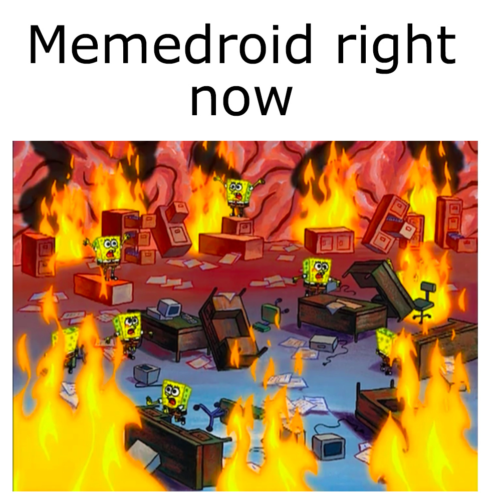 You guys need real fine OC. - meme