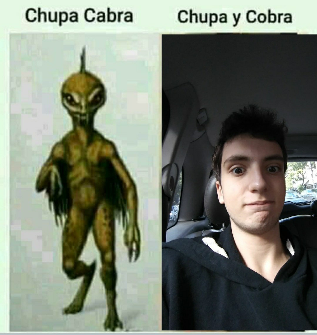 Chupa y Cobra - meme
