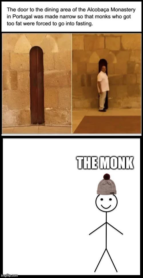 Stick Monk - meme