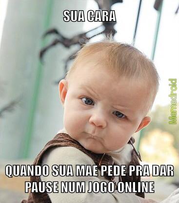 Mães.... - meme