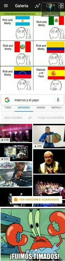 Don Marcos - meme