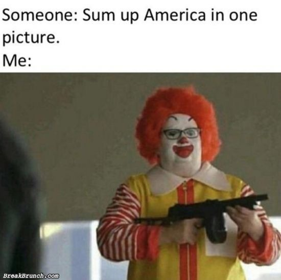 as an American, I can confirm - meme