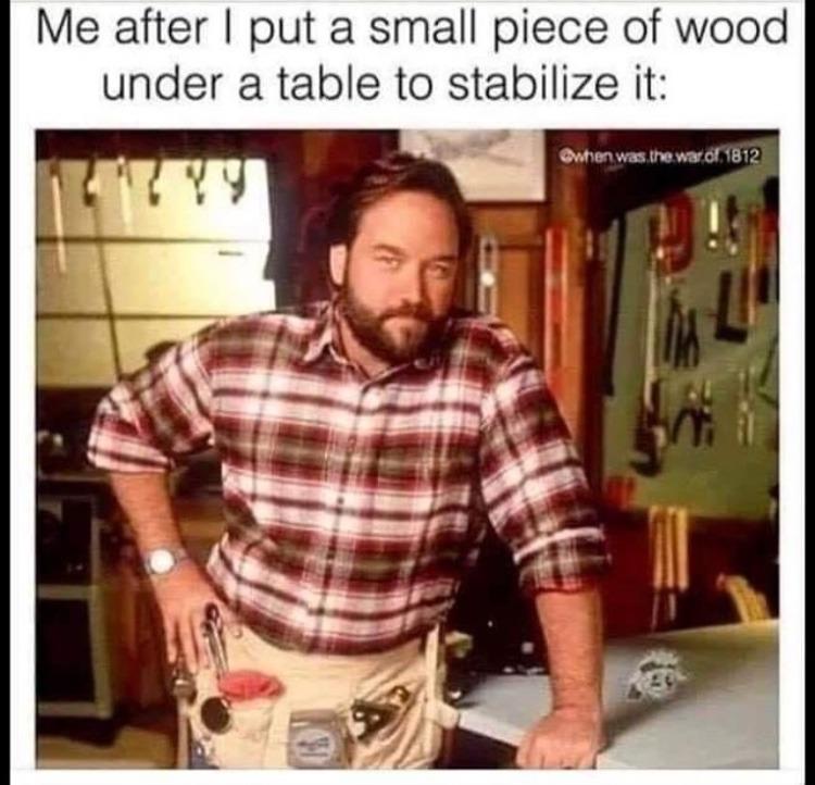 handyman - meme