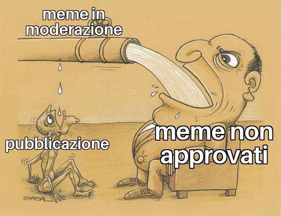 Cruda e dura verità - meme