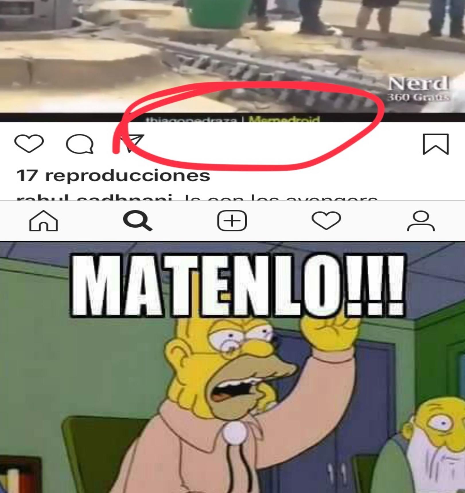 repostero - meme