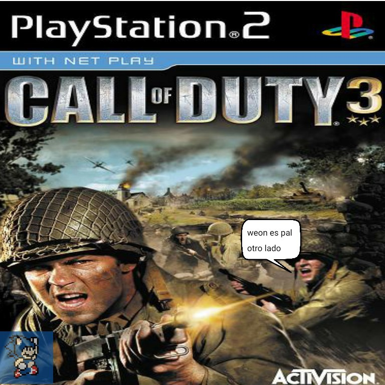 Call of duty 3 - meme
