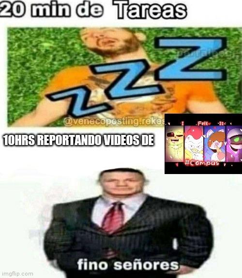 saque lo de YouTube kids - meme