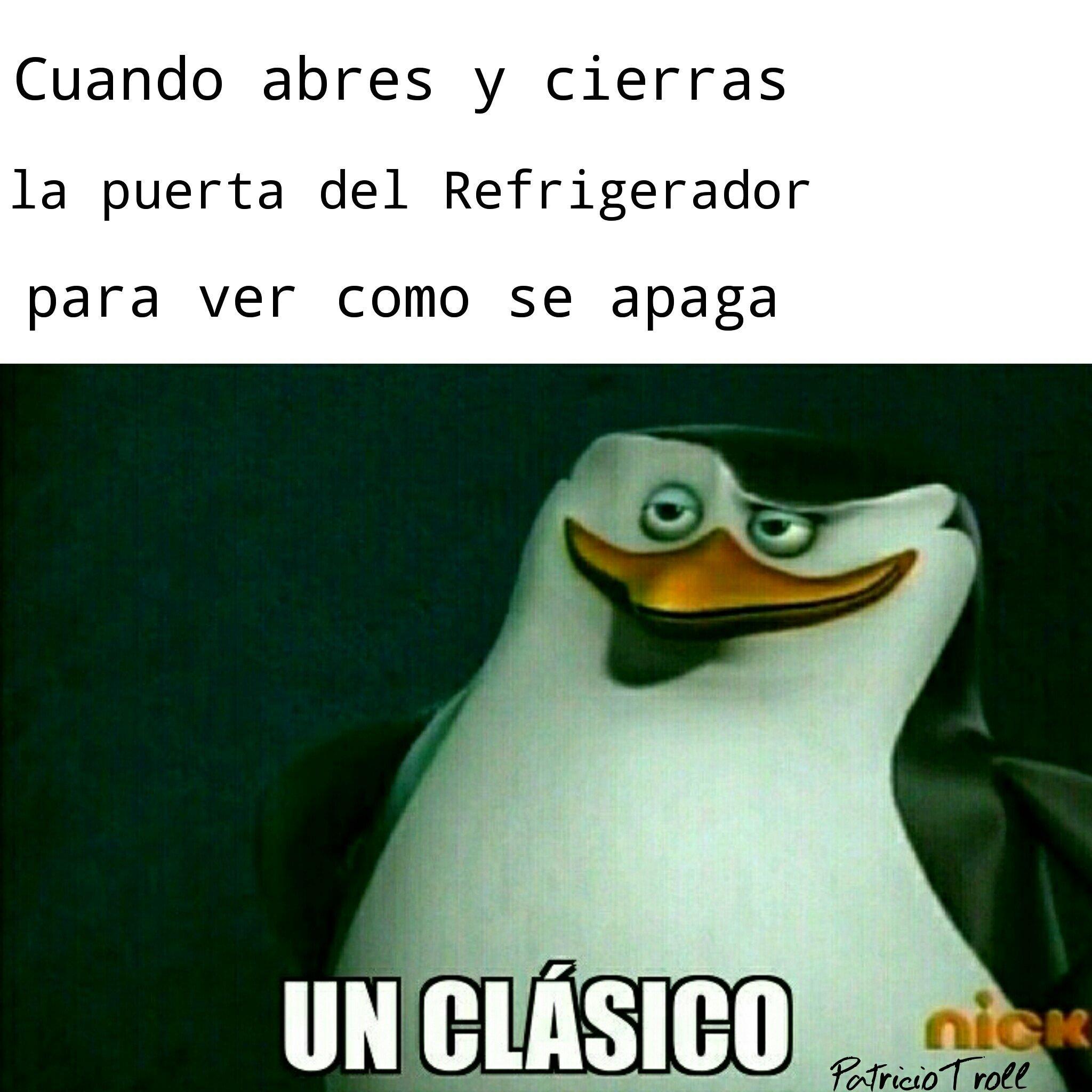 Clásico :'D - meme