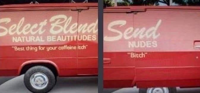 """Envoie des nudes """"Salope"""" - meme"""