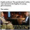 F*** u English teachers