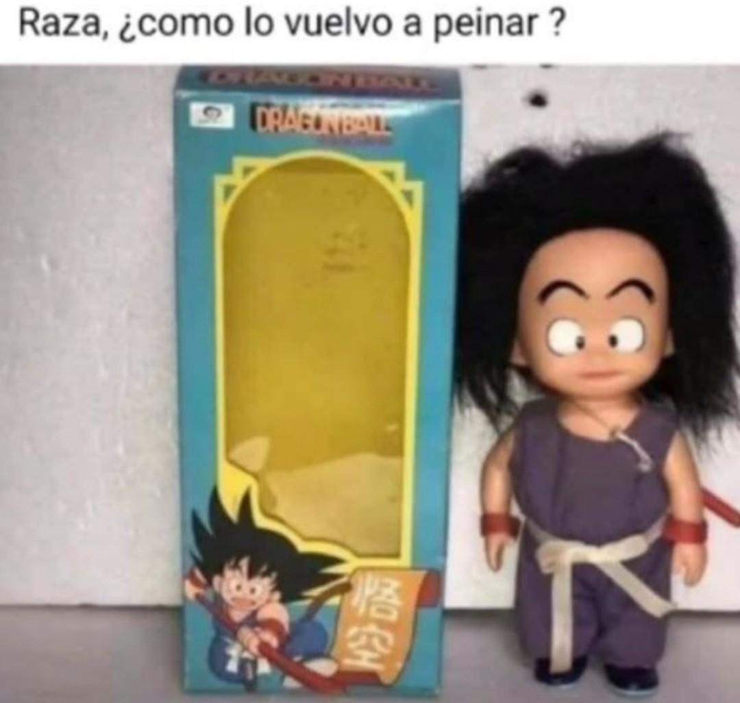 Goku aAaaaAaaAhhh - meme