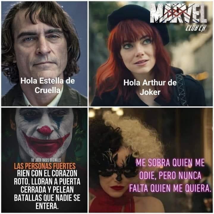 Hola cruella - meme