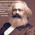 Marxist aren't supposed to be anti gun