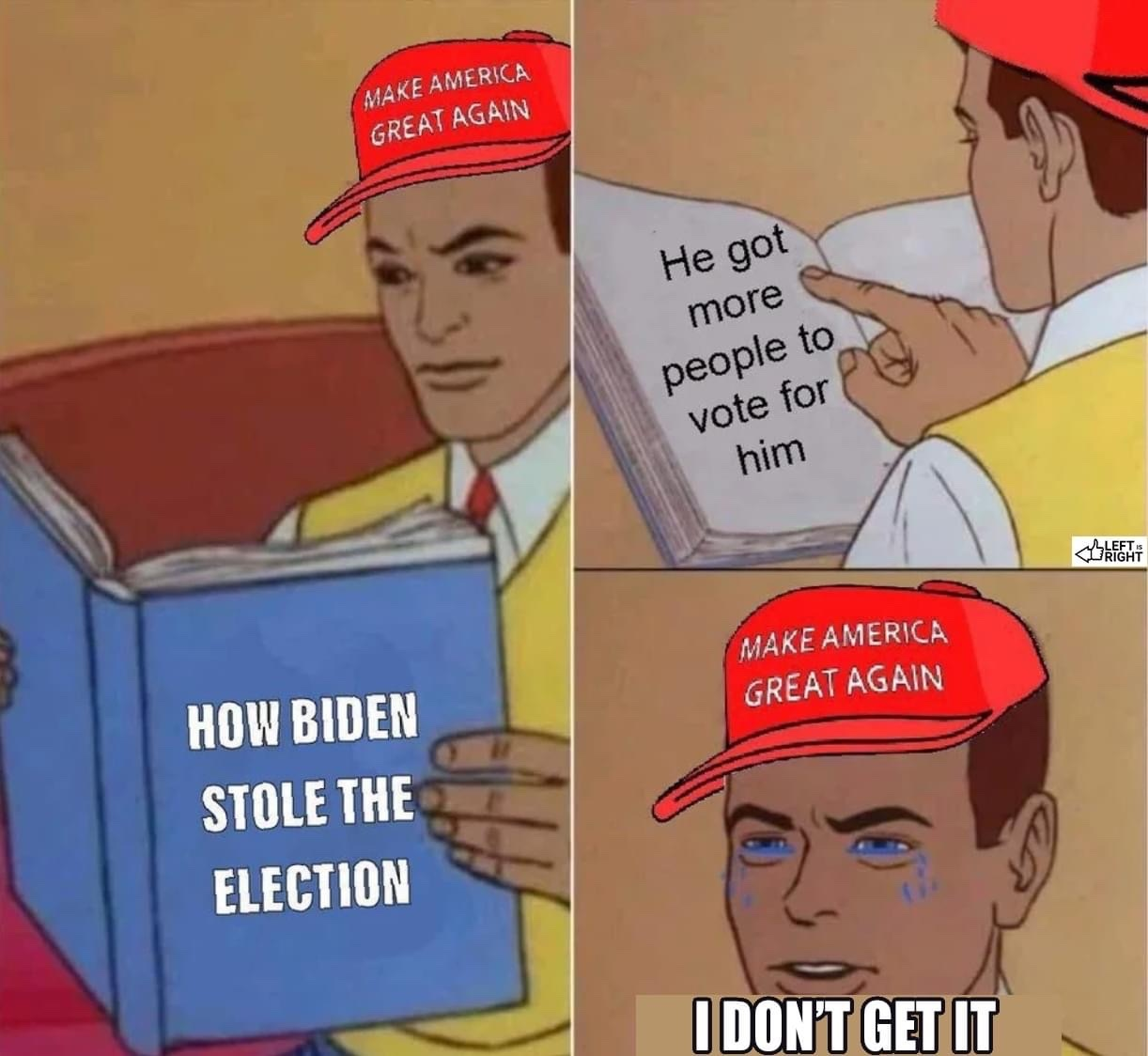 they just don't get it - meme