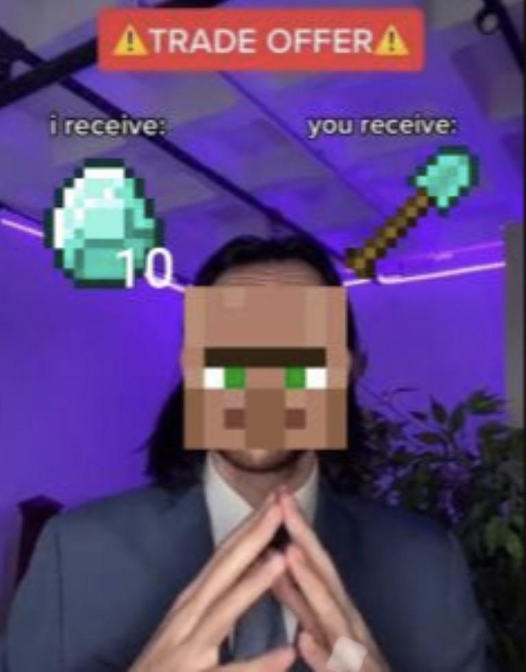 Ofertón - meme