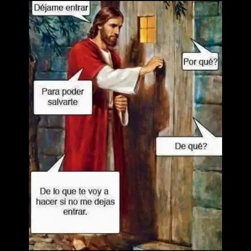 Chad Jesucristo - meme