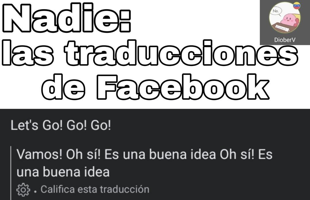 Let's Go Go Go! xD - meme