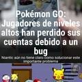 Se que Pokemon Go pasó de moda pero acepten