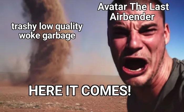 Avatar - meme