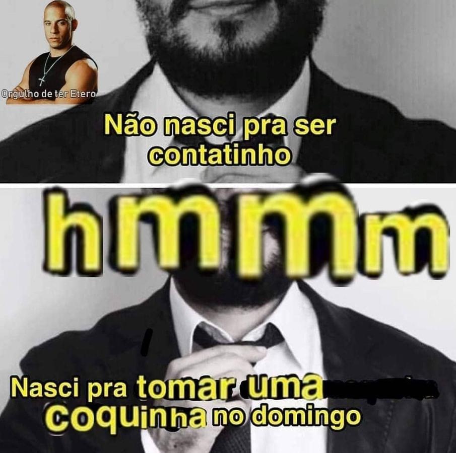 Coquinha hmm - meme