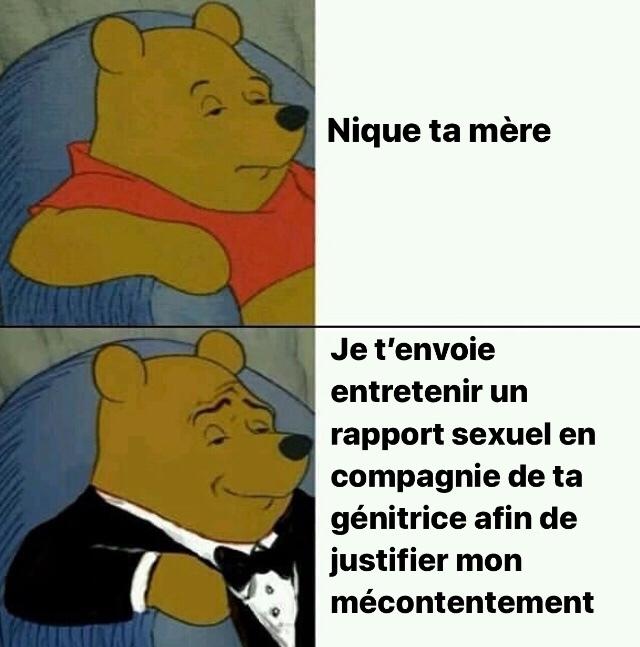 winnie the poo - meme