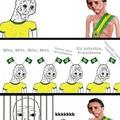 Bolsonaro com o cidadão de bem