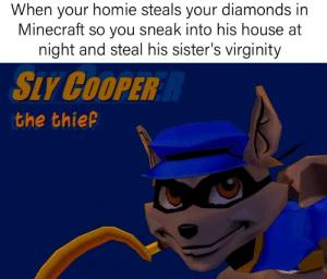 da thief - meme