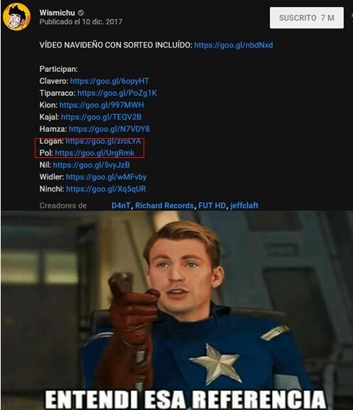 Entendi la referencia - meme