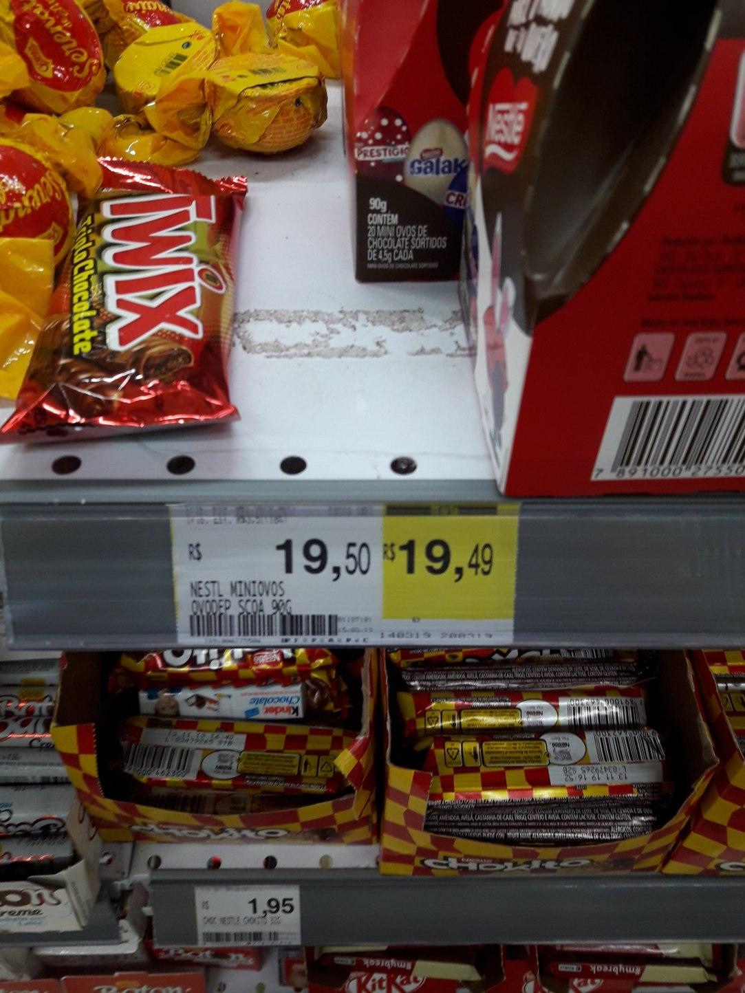 De R$19,50 por apenas R$19,49. - meme