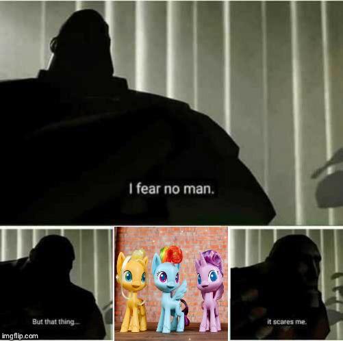 O novo desenho do My Little Pony ta bizarro demais - meme