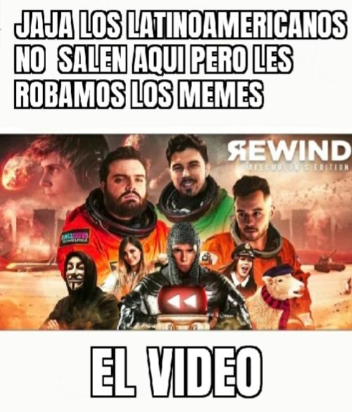 Soy español - meme