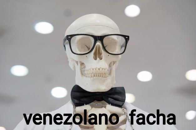 venezolano facha - meme
