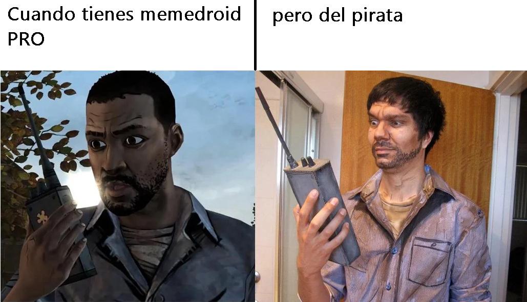 Primer meme de the walking dead the game(OFICIAL)