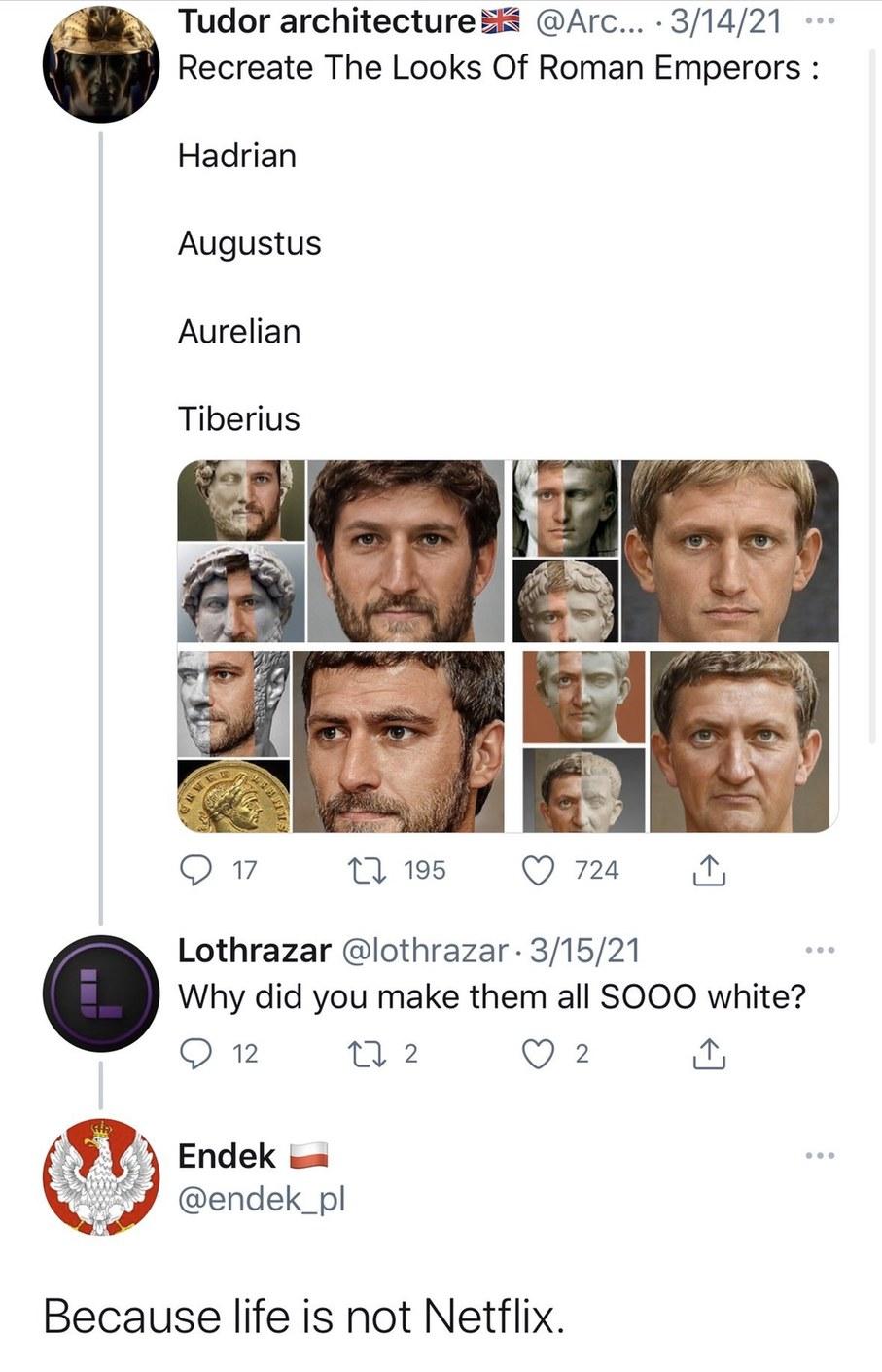 Roman Emperors - meme