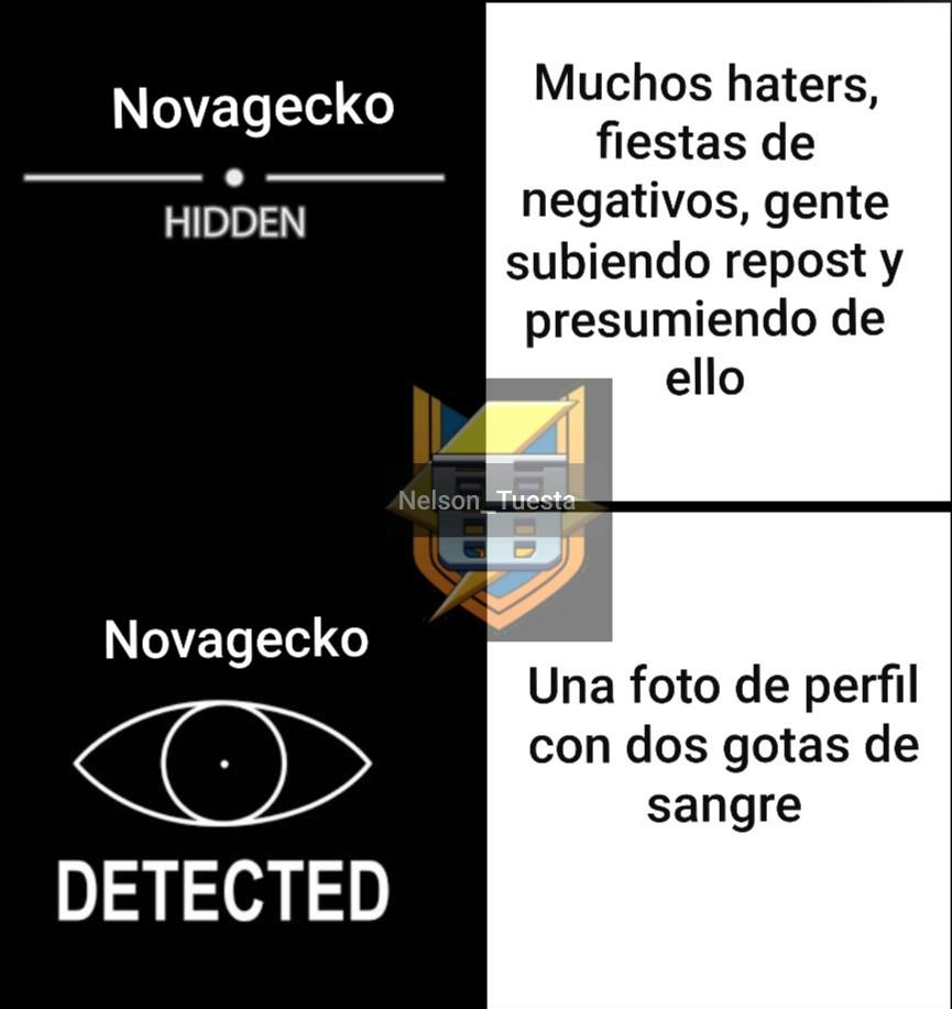 Novagecko, hax algo - meme