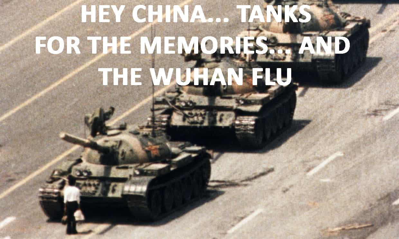 Tanks for the memories - meme