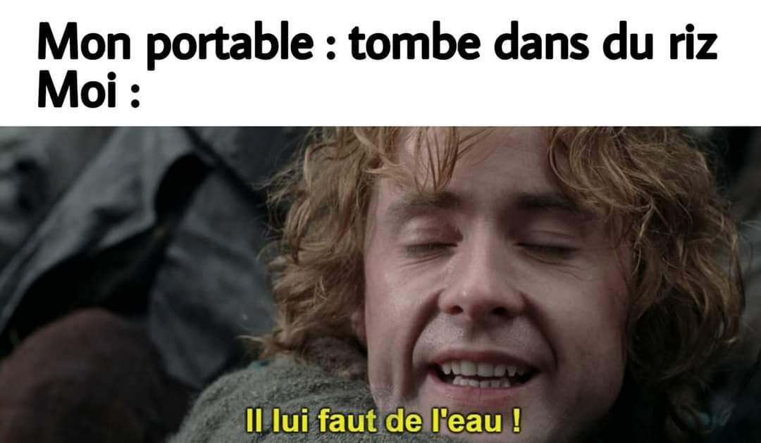 Lol :-)  - meme