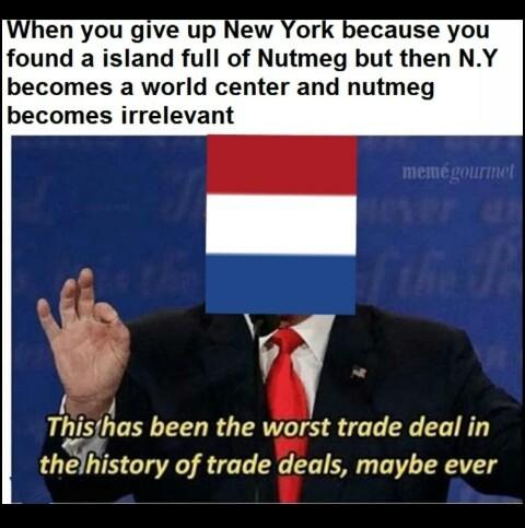 The Dutch - meme