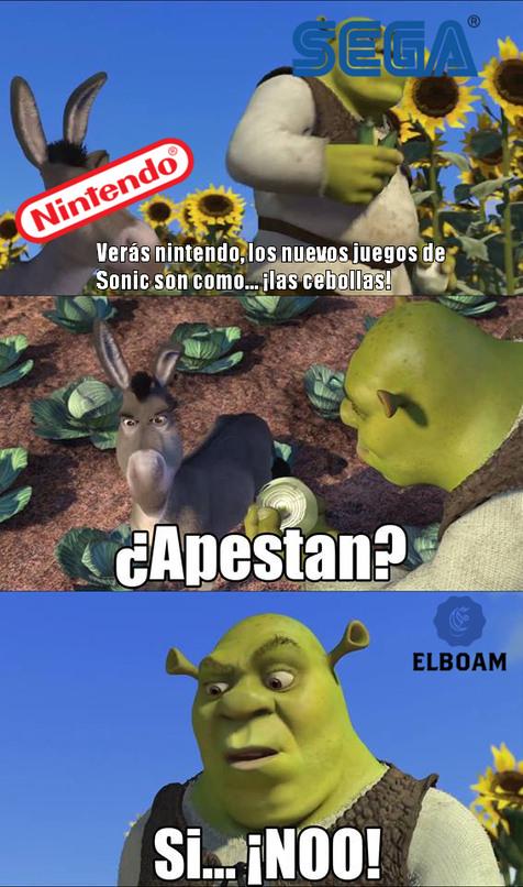 Sonic pls - meme