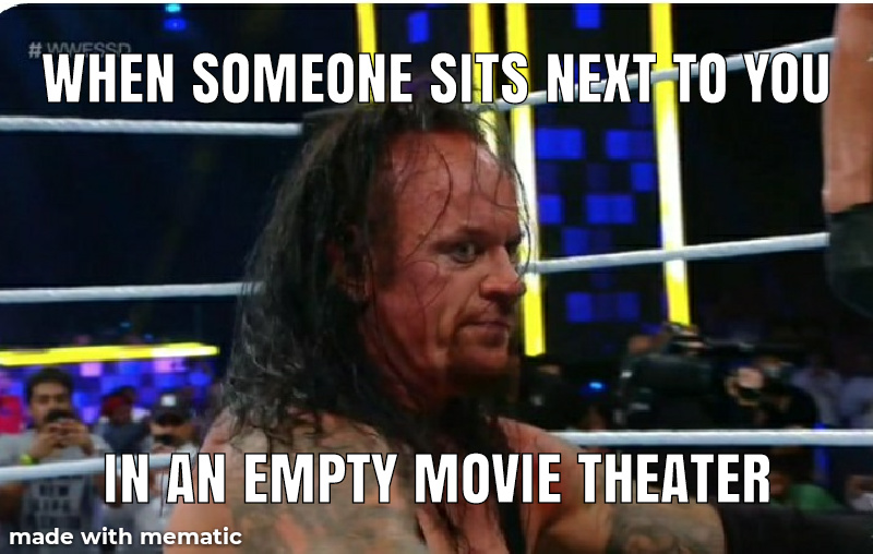 Undertaker - meme