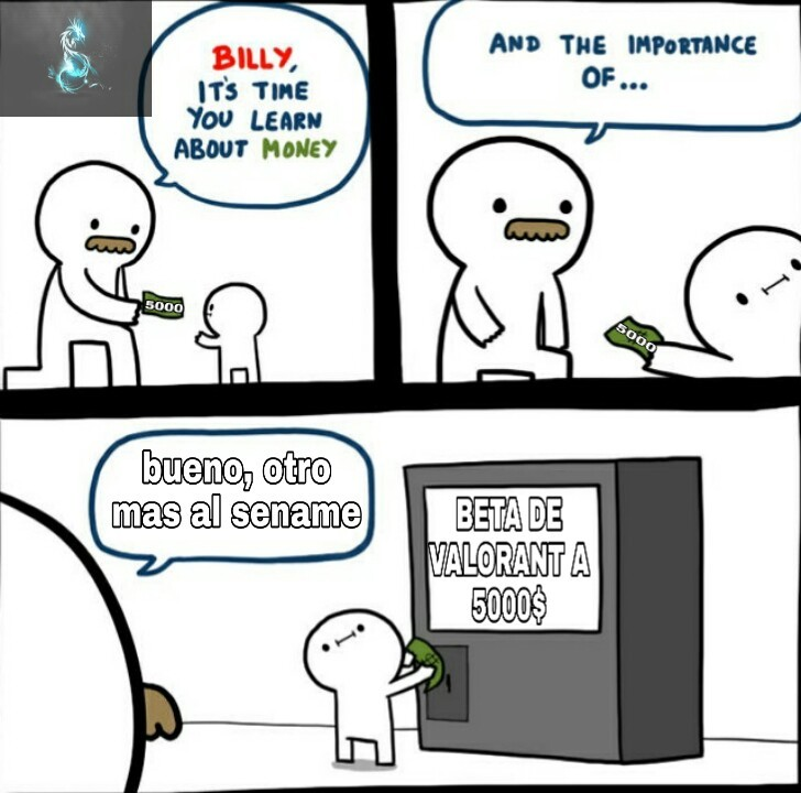 Como no poder estar afk billi :pokerface: - meme