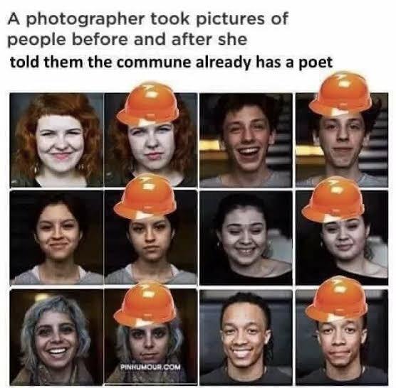 dongs in a commune - meme