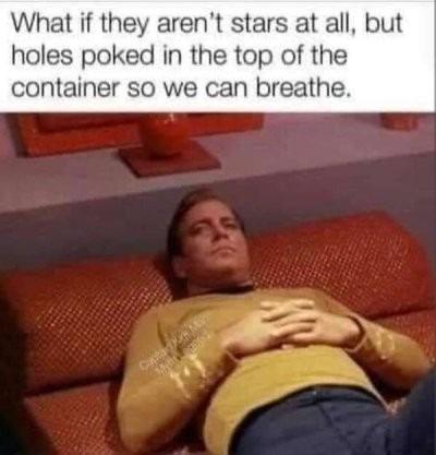 Air pockets - meme