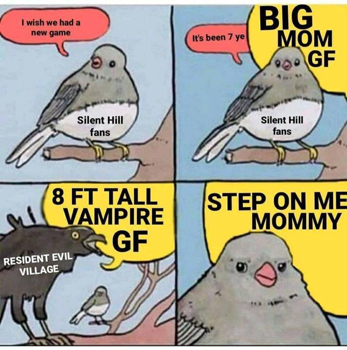 Big mommy milkers - meme