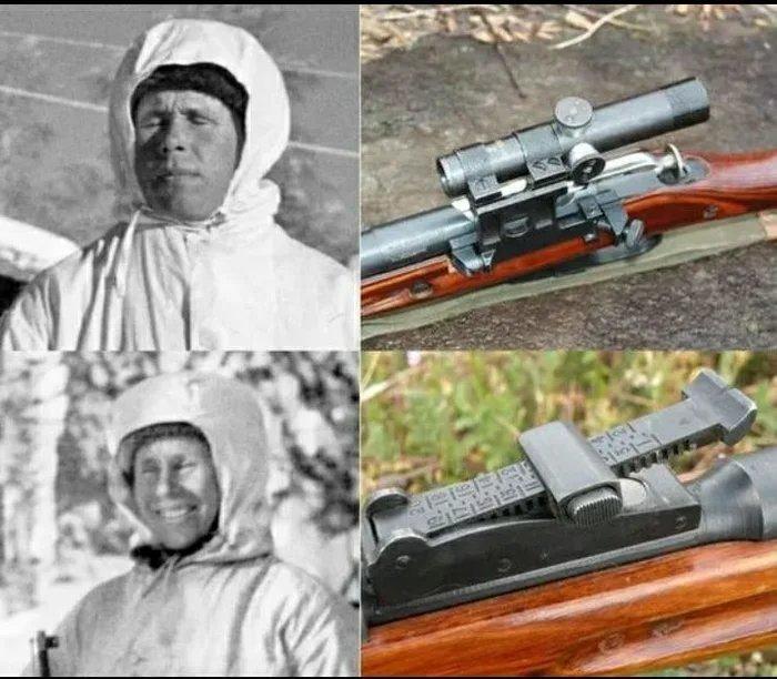 Simo is short for White Death - meme