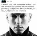 Eminem....