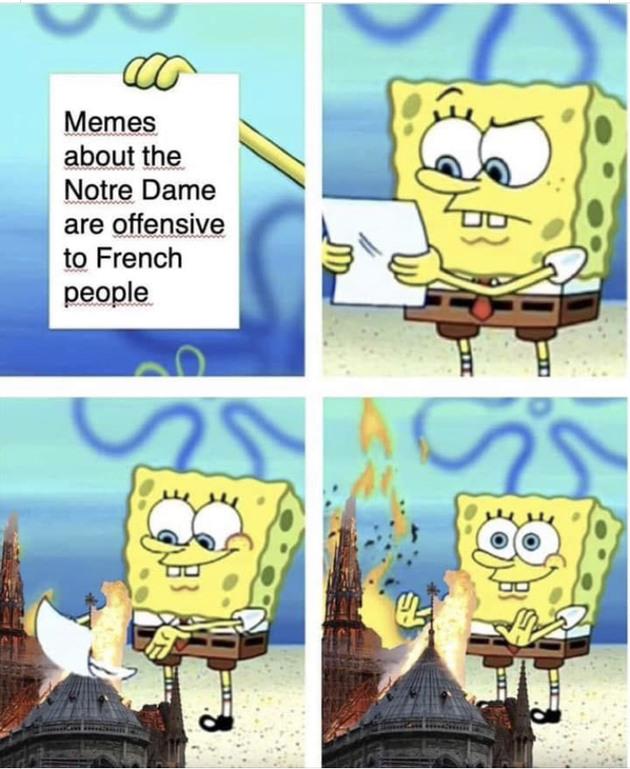 Was sad though - meme