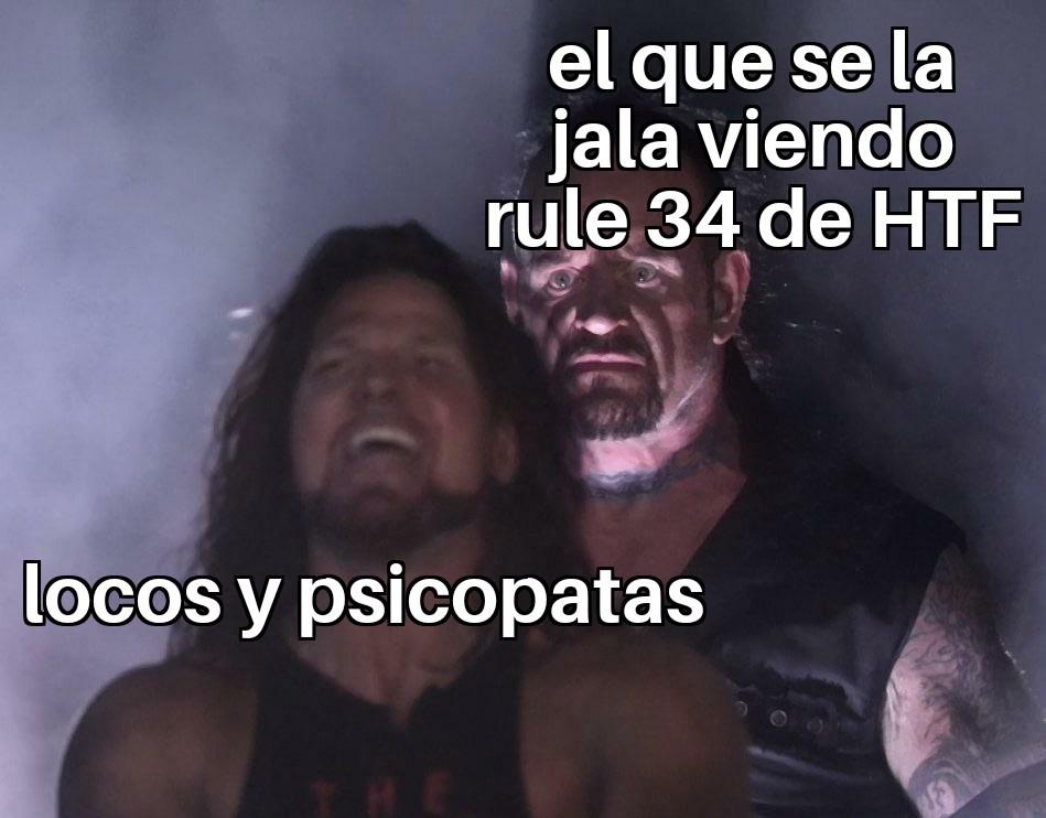 HTF - meme